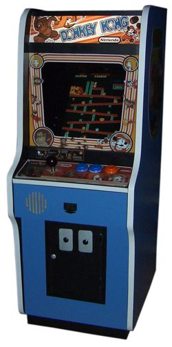 The console image for Arcade.
