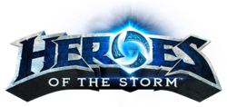 Box artwork for Heroes of the Storm.