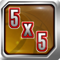 NBA 2K11 achievement Five by Five.png