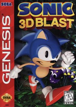 Sonic 3d Blast Strategywiki The Video Game Walkthrough And Strategy Guide Wiki