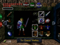 LoZ OoT equipment subscreen.png