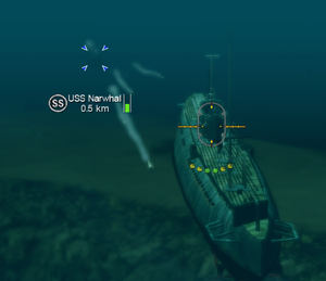 Battlestations: Pacific/Submarine Tactics — StrategyWiki