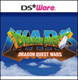 Box artwork for Dragon Quest Wars.