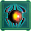 Galaga Legions DX achievement Area 8 Clear.png
