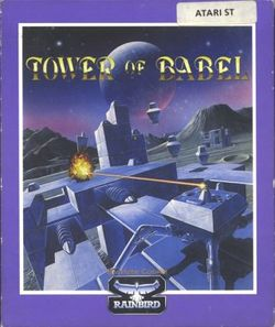 Box artwork for Tower of Babel.