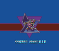 Mega Man X Armored Armadillo Title.png
