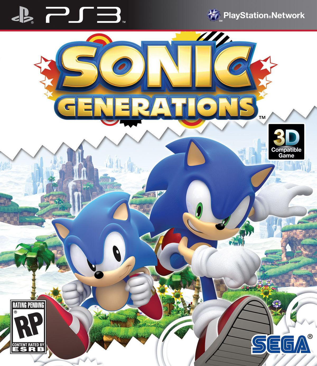 Sonic Generations Strategywiki The Video Game Walkthrough And Strategy Guide Wiki
