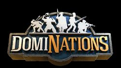 Box artwork for DomiNations.