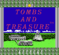 Tombs & Treasure NES title.png