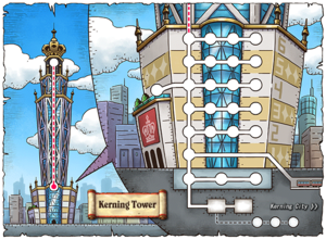 MapleStory/Kerning Tower — StrategyWiki, the video game