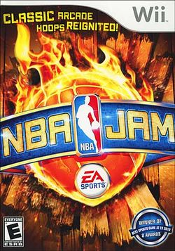 Box artwork for NBA Jam (2010).