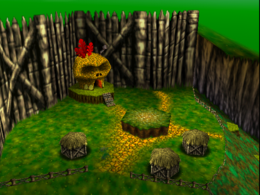 Banjo-Kazooie Mumbo's Mountain The Village.png