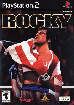 Box artwork for Rocky.