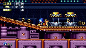 Sonic Mania/Flying Battery — StrategyWiki, the video game