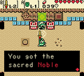 Zelda Ages Trading Noble Sword.png