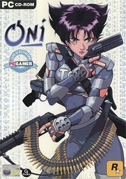 Box artwork for Oni.