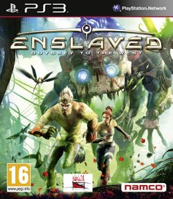 Box artwork for Enslaved: Odyssey to the West.