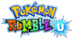 Box artwork for Pokémon Rumble U.