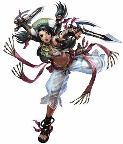Soulcalibur/Characters/Talim — StrategyWiki, the video game
