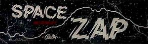 Space Zap marquee