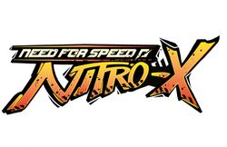 Box artwork for Need for Speed: Nitro-X.