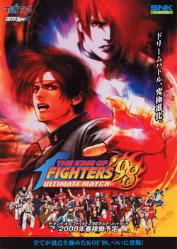 The King Of Fighters 98 Ultimate Match Strategywiki The Video Game Walkthrough And Strategy Guide Wiki