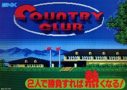 Box artwork for Country Club.