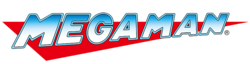 The logo for Mega Man.