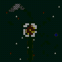 Ultima Vi The False Prophet Swamp Cave Strategywiki The Video Game Walkthrough And Strategy Guide Wiki