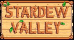 Box artwork for Stardew Valley.