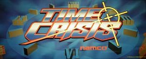 Time Crisis marquee