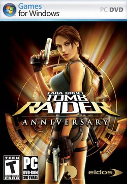 Tomb Raider Anniversary Strategywiki The Video Game