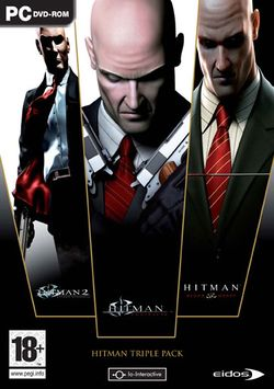 Hitman Triple Pack Strategywiki The Video Game Walkthrough And Strategy Guide Wiki
