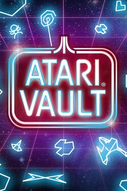Box artwork for Atari Vault.