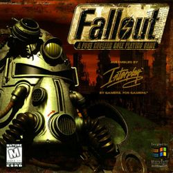 Box artwork for Fallout.