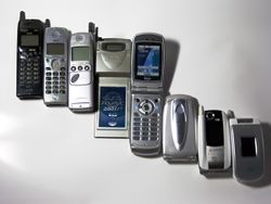 The console image for Mobile phones.