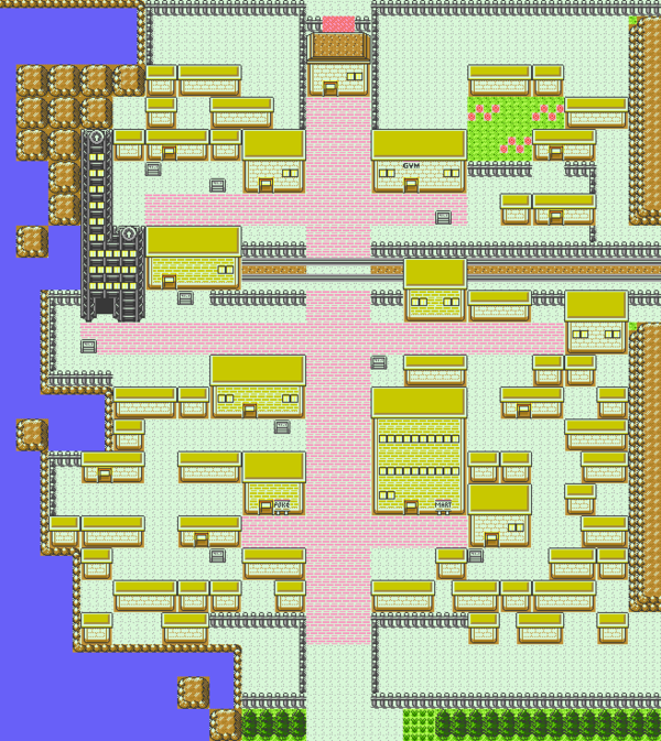 Pokmon Gold And Silvergoldenrod City Strategywiki The Video
