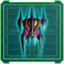 Galaga Legions DX achievement Area 6 Clear.png