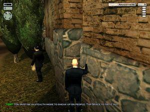 hitman 2 silent assassin tracking hayamoto walkthrough