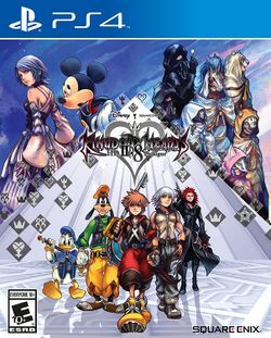 Box artwork for Kingdom Hearts HD II.8 Final Chapter Prologue.