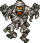 DW3 monster SNES Mummy Man.png