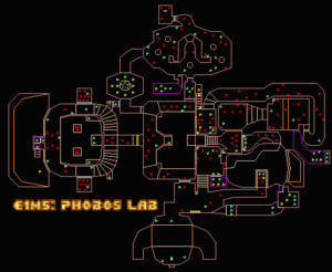 Doom/E1M5: Phobos Lab — StrategyWiki, the video game