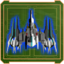 Galaga Legions DX achievement True Completionist.png