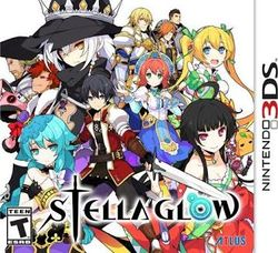 Box artwork for Stella Glow.