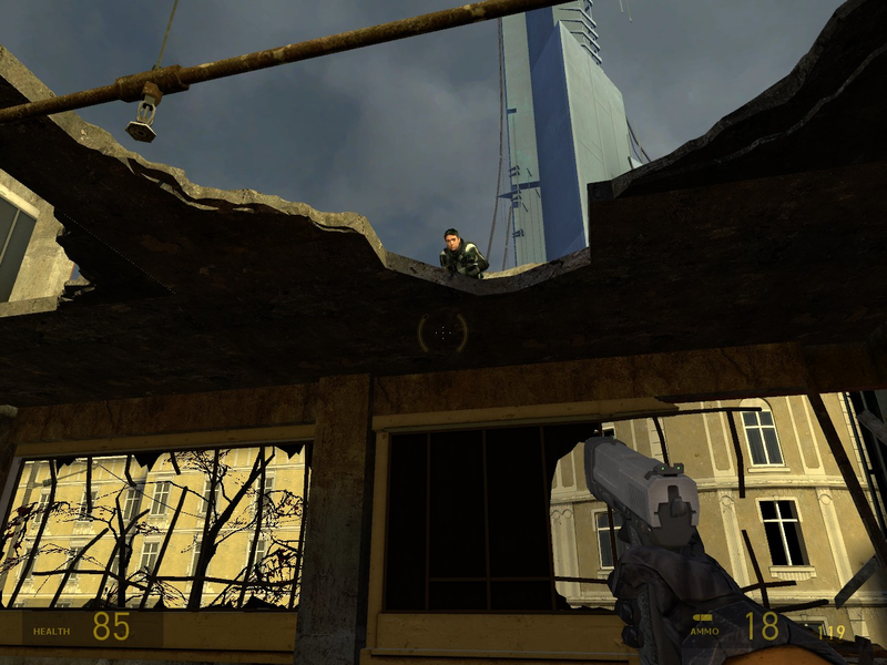 File:HL2 Follow Freeman trapped barney.png