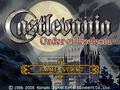 Castlevania Order Of Ecclesia Guide Pdf