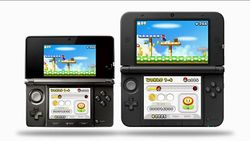 The console image for Nintendo 3DS XL.