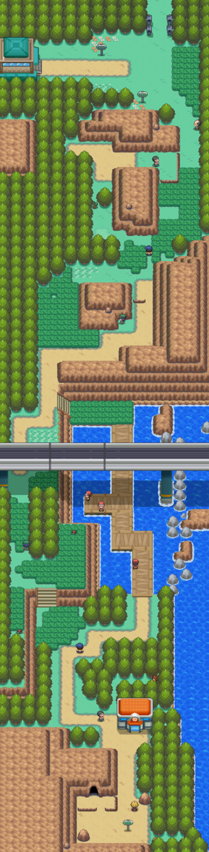 How To Get The Good Rod In Pokemon Soul Silver