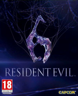 Box artwork for Resident Evil 6.
