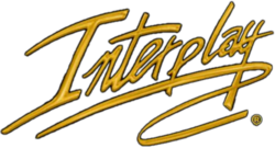 Interplay Entertainment's company logo.